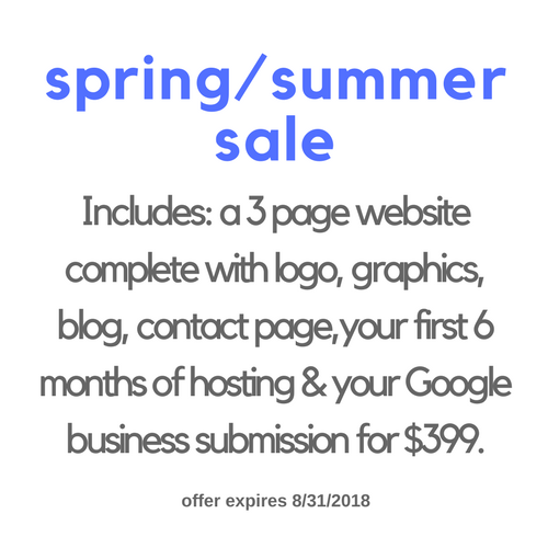 River Valley Website Design Sale