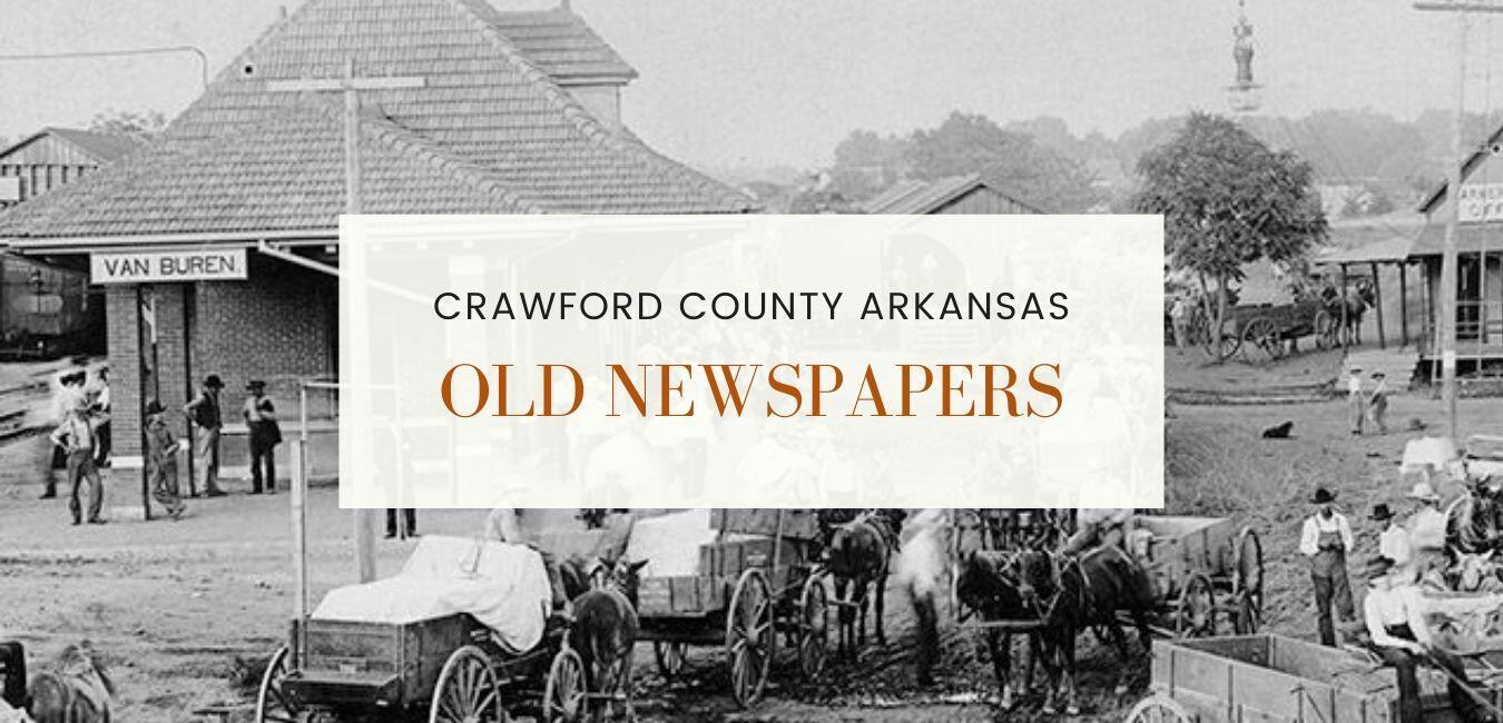 Crawford County Arkansas