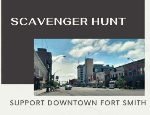 Downtown Fort Smith Scavenger Hunt