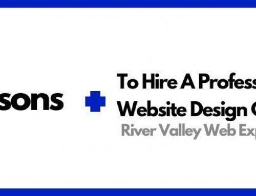 5 Reasons To Hire A Professional Website Design Company