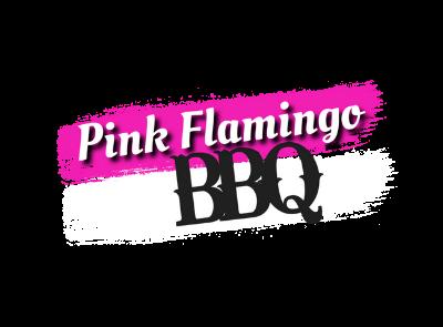 pink flamingo bbq